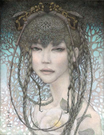 Fumiko ICHIDA 「回帰の森」